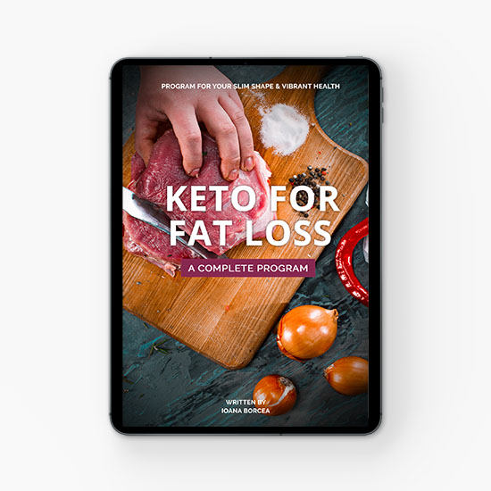keto for fat loss program